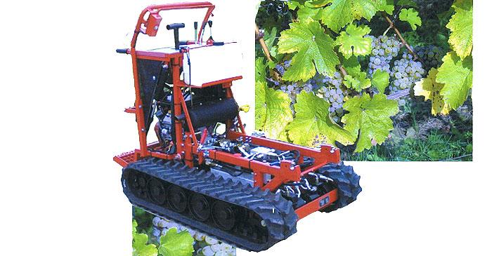 Landmaschinen - Metallbau und Weinbaugeräte Willerscheid